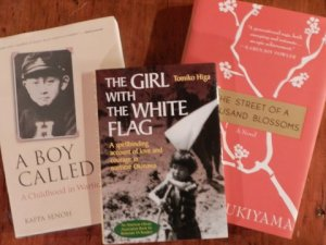Books on Japan WWII civilian experience