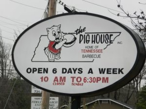 Pig House Barbecue