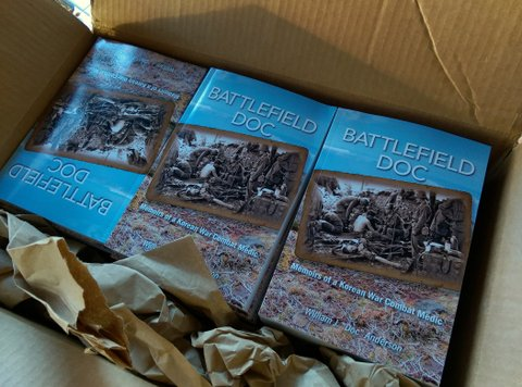 Battlefield Doc books